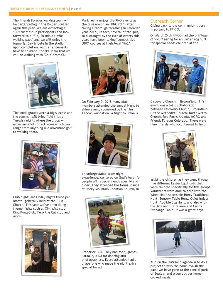 Newsletter Issue 6 - page 3
