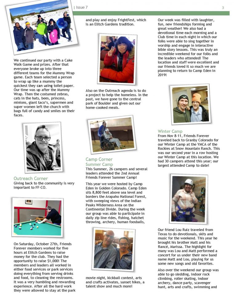 Newsletter Issue 7 - page 3